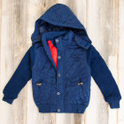 A1963 Warm and Light Hooded Jacket for a Boy