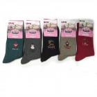 Thermo Angora, Women Socks, Winter, 35-42 5785