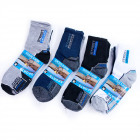 Men Socks, cotton , Street Walk, 40-47, 4993