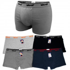 D2697 Cotton Men's Boxer Shorts, XL- 3XL, Clas