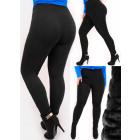 Women's Winter Leggings with Fur 3XL-6XL, 5797