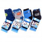Cotton Kids Socken, GAME, 27-38, 5839