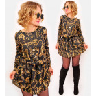 A1015 Modisches Dres Kleid, Vintage HIT STYLE!