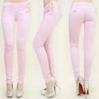 B16485 FASHION PANTS, JEANS, glamorous BUTTONS, PR