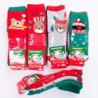 Chaussettes enfants, coton , Motifs d'hiver, 5