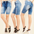 B16555 Short Jeans Pants, Ladies Shorts