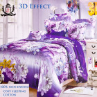 Bedding Set, 160x200, 4 Parts, Z099