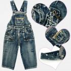 A19156 Girls Pants, coton , Dungarees
