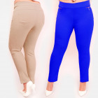 C17643 Effective Women Pants, Large Size, Sliders