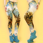 4325 Pants Leggings Leggings, Ombre and Leopard pa