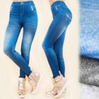 4181 Slimming Leggings, Shaded Jeans
