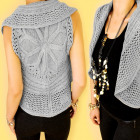A8106 Charming Sweater, Vest, Women Tank, Top