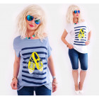 K539 Cotton Blouse, Women T-Shirt, My Cool Shoes