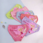 4758 Panties for a Girl, Princess, 3-8 years old
