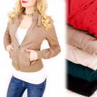 BB141 Blogger's jacket, Cotton Bomber