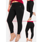 FL670 Fashionable Ladies Warm Pants Plus Size Jets