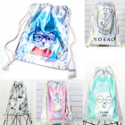 Women's Backpack Bag, Hologram, Funny Prints A