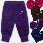 A19180 Pantalon chaud pour les filles, 1 à 3 ans