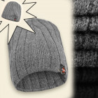 C17409 Warm, Winter Hats, Men Cap, Stripes