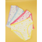 4731 Panties for a Girl, Stars, 3-8 years old