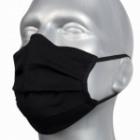 masque de protection aux ions argent, noir, D5806