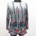 Blouse, Large Size, Pattern L-4 XL K2776