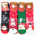 Frauensocken, Baumwolle, Weihnachten, 35-42, 5782