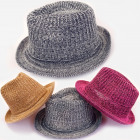 A1276 Summer Hats, Summer Look, Colors