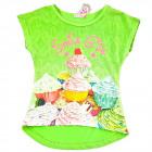 Bluse für Mädchen, schöne Kuchen, 4-12, 6348