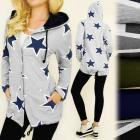 BI507 Attractive, Loose Women's Sweatshirt, St