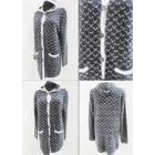 K71 Original Cardigan, Sweater, Geometric pattern
