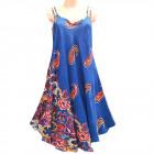 Women Summer Dress, M-2XL, C17811