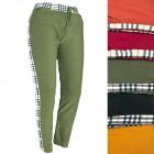 Pantalon femme ample, Casual Chec, S-2XL, C17724