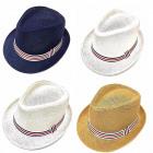 Summer Beach Hat, Mütze mit Rabbon, A18105