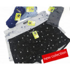 4816 Trendy Boxer Men, L-3XL, Galaxy, Stars