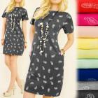 BI477 Effective Dress, Tunic, Feminine Pattern