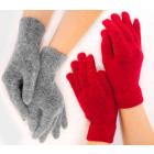 C1975 Warm, Hairy Women Gloves, Classic Winter