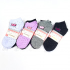 Frauen Socken, Sportliche Füße, Punkte 35-42,6176