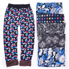 Bamboo Winter Girls Pants, 110-152, 5155