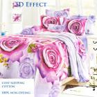 Bedding Set, cotton, 180x200, 4 Parts, Z028