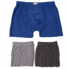 Cotton Boxer Men, 4XL- 7XL, Stripes, 5192