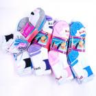 Women Socks, cotton , Spot Line, 35-42, 4976