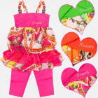 A19116 Summer Set for Girls, 4-12 years old