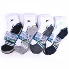 Men Socks, cotton , Sporty, 40-46, 5379