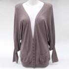 Cashmere Cardigan S-XL, Oversize Jacket, 4874