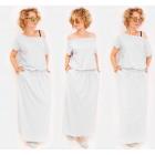 C24238 Elegant Dress, Long and Loose