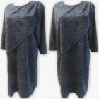 D4006 Dress, Made In Poland, 44-52, Graphite