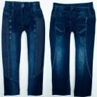 Warm Leggings, Girls Jeans, 4-12 years, A19258