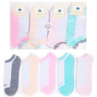 H105 Cotton Women's Socks, Presses, Pastels