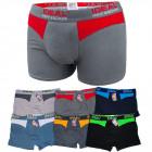 D2690 Short en coton pour homme, L - 3XL, Sport